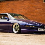 BMW 840… Here come the AirShark !