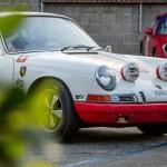 """""""Luftgekühlt"""" : Porsche en mode Café Racer par Deus-Ex-Machina"""