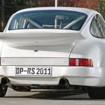 '73 911 Lightweight Classic DP Motorsport – Light is right !