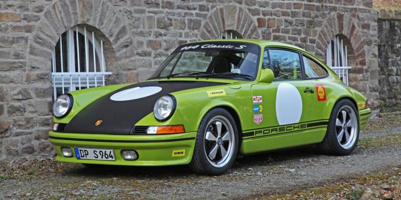 """964 DP Motorsport en """"Restomod""""… Aircooled fantasme"""