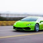 Engine sound : Lamborghini Huracan libérée … Monstrueuse !