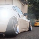 "Airbagged 350Z … ""S-Low Motion"""