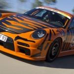 Incontournable : Porsche 9ff GTurbo 1200 - Frédéric Lardenois aux portes du paradis !