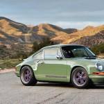 Porsche 911 Singer... Restomod & Rock'n roll !