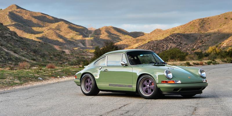 Porsche 911 Singer… Restomod & Rock'n roll !