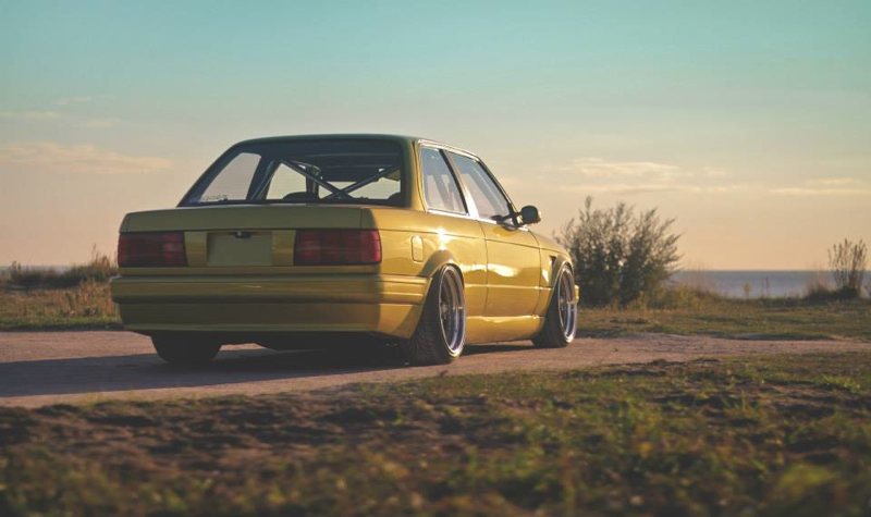 bmw 320i e30 millenium stance dledmv. Black Bedroom Furniture Sets. Home Design Ideas