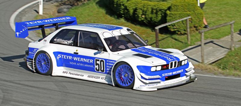 DLEDMV BMW 320i IRL EVO Hillclimb 01