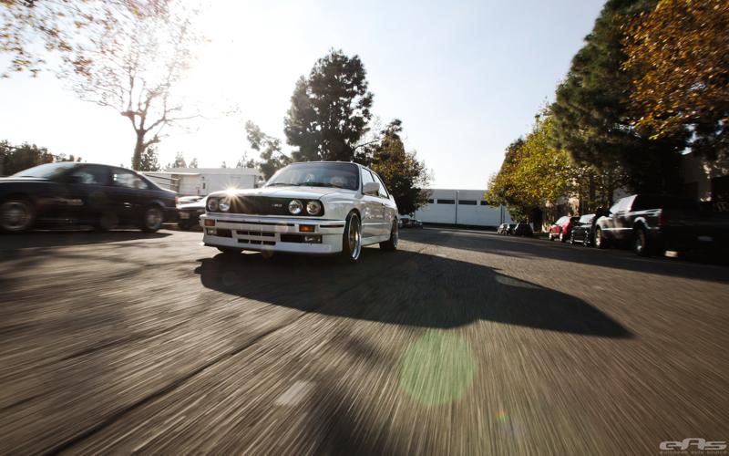 DLEDMV BMW M3 E30 EAS White Alpine13
