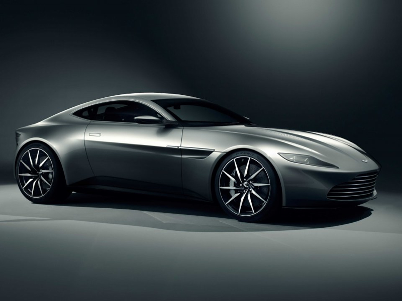 DLEDMV James Bond Jaguar C-X75 Aston Martin DB10 Spectre02