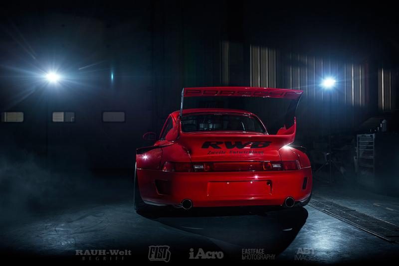 DLEDMV Porsche 993 RWB China Fishbone01
