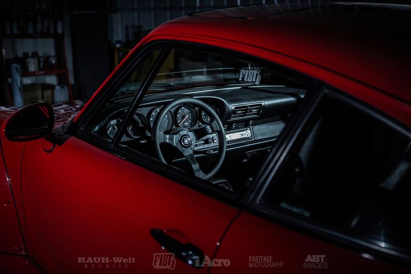 DLEDMV Porsche 993 RWB China Fishbone05