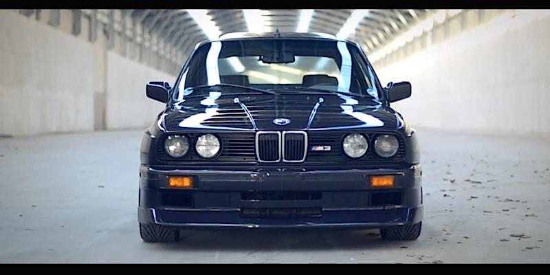 BMW M3 Cecotto #179 : Le Graal ?!