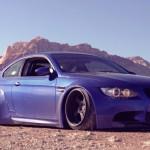 BMW M3 Liberty Walk : Aussi large que haute !
