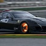 Engine Sound : Ferrari 599XX Evoluzione à Monza - Altitude !