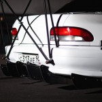 Subaru Impreza : Street Time Attack ! 11