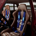 Volvo 240 - Swappée 2JZ et chaussée en Corvette C4... Sa race ! 5