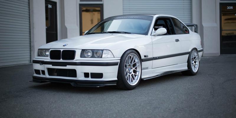 BMW M3 E36 by Performance Technic : Montez le son !