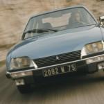 Citroën CX et son hydropneumatique... Tellement moderne !