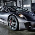 Spectre : le duel Aston Martin DB10 versus Jaguar C-X75 !