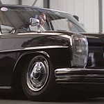 Mercedes W114... Just on air
