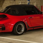 Porsche Carrera 3.2 Roadster Turbo Look – Airblooded !