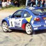 Jeannot et la Renault Megane Maxi Kit Car... Ca va remuer !