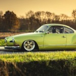 1973 VW Karmann Ghia – Une caisse en or !