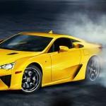 Engine Sound : Lexus LFA on ne s'en lassera jamais !