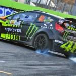 Monza Rally Show #14 : Block et Rossi font le show...