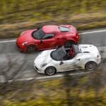 Alfa Romeo 4C Spider : Comme avant ! 6