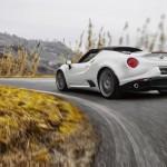 Alfa Romeo 4C Spider : Comme avant ! 5