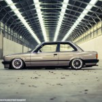 BMW E30 + Airlift + BBS = Dream Team 3