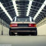 BMW E30 + Airlift + BBS = Dream Team 2