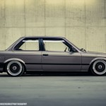 BMW E30 + Airlift + BBS = Dream Team 1