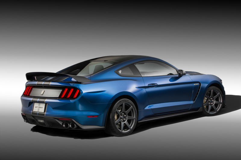 DLEDMV Ford Mustang Shelby GT350R Detroit 005