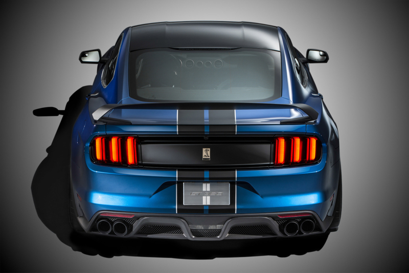 DLEDMV Ford Mustang Shelby GT350R Detroit 007