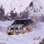 Il y a 30 ans : Le rallye Monte Carlo 6