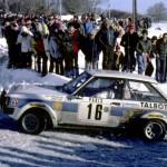 Il y a 30 ans : Le rallye Monte Carlo 5