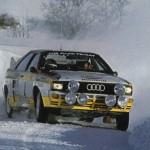 Il y a 30 ans : Le rallye Monte Carlo 4