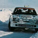 Il y a 30 ans : Le rallye Monte Carlo 3
