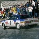 Il y a 30 ans : Le rallye Monte Carlo 2