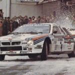 Il y a 30 ans : Le rallye Monte Carlo 1