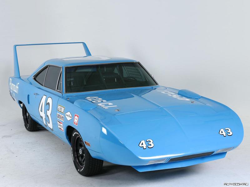 DLEDMV Plymouth Superbird 69  001