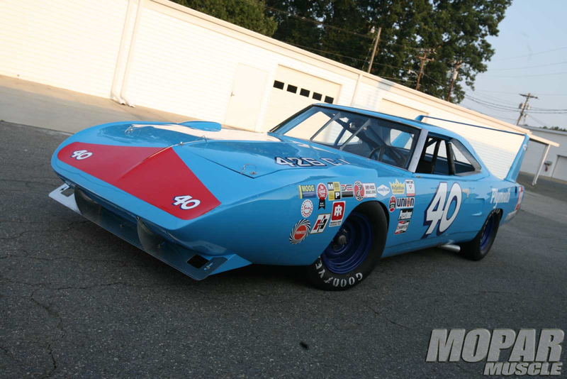 DLEDMV Plymouth Superbird 69  006