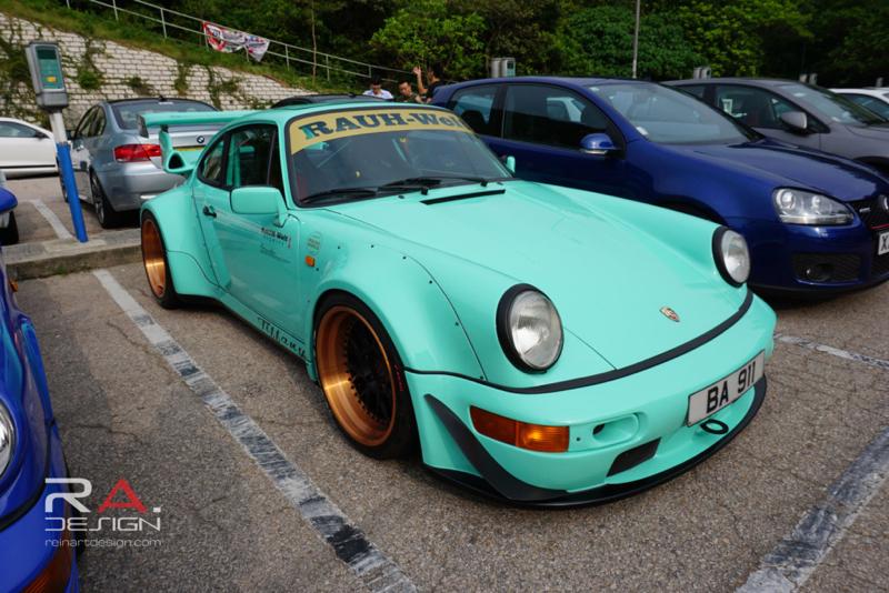 DLEDMV Porsche 964 RWB Hong Kong 005