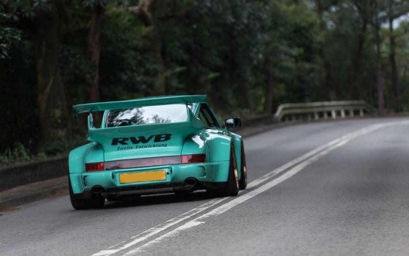 DLEDMV Porsche 964 RWB Hong Kong 006