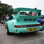 Akira à Hong Kong : Porsche 964 RWB Tiffany 3