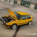 Golf 2 & Golf 3 VR6 Turbo - Un duo de 900 ch ! 5