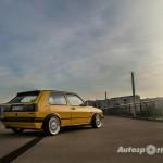 Golf 2 & Golf 3 VR6 Turbo - Un duo de 900 ch ! 8