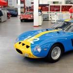 Une Ferrari 250 GTO qui revient à la vie…